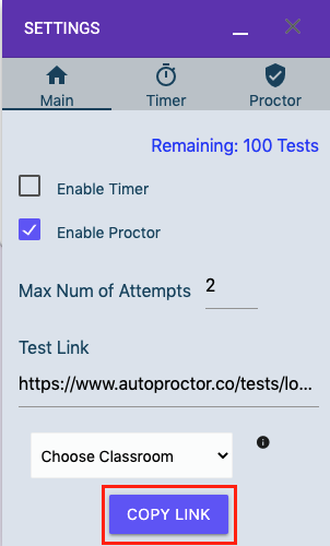 Adding Timer And Proctor For Google Forms Autoproctor Blog